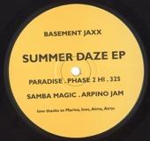 Summer Daze - EP cover art