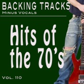 Hits of the 70's Vol 110 (Backing Tracks)