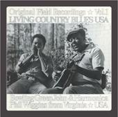 Living Country Blues USA, Vol. 1