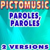 Paroles, paroles (Karaoke Version) [Originally Performed Dalida & Alain Delon]