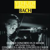 J S Bach: Violin Concerto in A minor - Violin Concerto in E major - Double Concerto in D minor (Remastered)