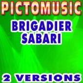 Brigadier Sabari (Instrumental Version) [Karaoke Version]