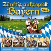 Zünftig aufgspielt in Bayern