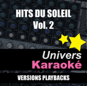 Hits du Soleil, vol. 2 (Versions karaoké)