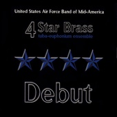 Smooth Operator - US Air Force Band of Mid-America 4 Star Brass