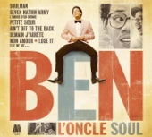 Ben l'Oncle Soul - Soulman artwork