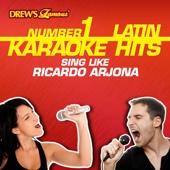 Drew's Famous #1 Latin Karaoke Hits - Sing Like Ricardo Arjona