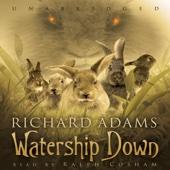 Watership Down (Unabridged) - Richard Adams Cover Art