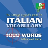 The Lounge Lizard's Guide to Italian Vocabulary