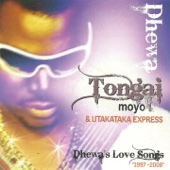 Tongai Moyo & Utakataka Express - Kapuka kanonzi rudo artwork