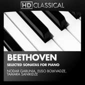 Beethoven: Selected Sonatas for Piano - Various Artists