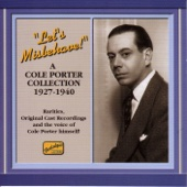 Let's Misbehave! A Cole Porter Collection 1927-1940