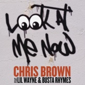 Look At Me Now (feat. Lil Wayne & Busta Rhymes) - Single cover art