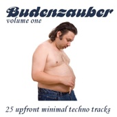 Budenzauber Vol. 1 - 25 Minimal Techno Tracks - Various Artists