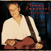 Tommy Emmanuel - Windy & Warm artwork