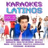 Karaokes Latinos, Vol. 3