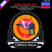 James Bond 007 - Cinema Gala