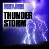 Dramatic Thunder and Surrounding Storm