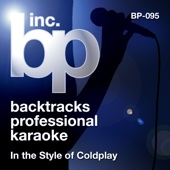 The Scientist (Karaoke Instrumental Track)[In the Style of Coldplay]