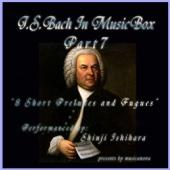 No.8 B Flat Major BWV 560