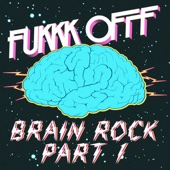 Brain Rock Remixes, Pt. 1 - Single cover art