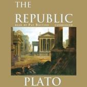 The Republic (Unabridged) - Plato Cover Art