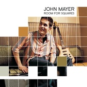 John Mayer - Room for Squares  artwork