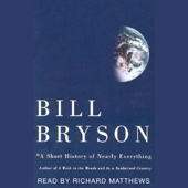 Bill Bryson - A Short History of Nearly Everything (Unabridged)  artwork