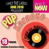 Billionaire (In the style of Travis McCoy feat Bruno Mars) [Karaoke Version with Lead Vocal] - Off the Record Karaoke