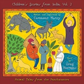 Zaraawar Mistry - Children's Stories from India, Vol. 2: Animal Tales from the Panchantra (feat. Greg Herriges) artwork