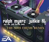 The Sims Theme: Remix - Single cover art