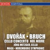 Jorg Metzger & Nürnberger Symphoniker - Dvořák & Bruch: Cello Concerto, Kol Nidre  artwork