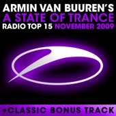 A State of Trance: Radio Top 15 (November 2009) cover art