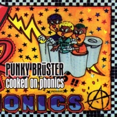 Punky Bruster - Cooked On Phonics cover art