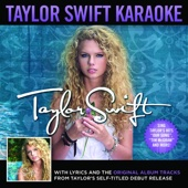 Taylor Swift Karaoke (Instrumentals With Background Vocals) cover art