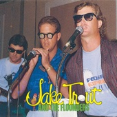 Cover to Jake Trout & The Flounders's PGA Players: Sing Their Way to the Green