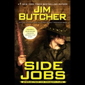 Jim Butcher - Side Jobs: Stories from the Dresden Files (Unabridged)  artwork