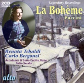 La Bohème (plus five bonus Puccini arias)
