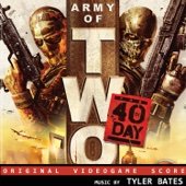 Army of Two: The 40th Day cover art
