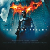 Hans Zimmer & James Newton Howard - The Dark Knight (Original Motion Picture Soundtrack) artwork