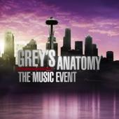 Grey's Anatomy: The Music Event - Grey's Anatomy Cast Cover Art