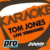 Zoom Karaoke - Tom Jones - Live Versions