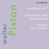 Concerto for Viola and Orchestra - III. Allegro vivo - The Louisville Orchestra, Robert Whitney & Paul Doktor