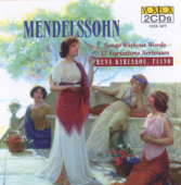 Mendelssohn: Songs Without Words, 17 Variations Serieuses