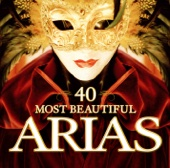 Various Artists - 40 Most Beautiful Arias  artwork