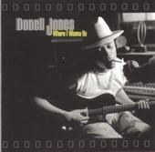 Donell Jones - Where I Wanna Be  artwork