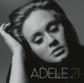 Adele - Someone Like You artwork