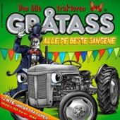 De aller beste sangene fra Gråtass