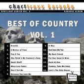 Spotlight Karaoke Vol. 3 - Best of Country