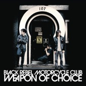 Weapon of Choice - Single cover art